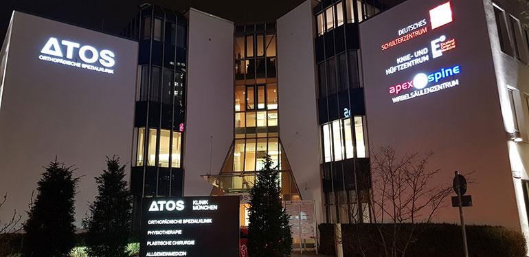 ATOS Klinik München - Zentrum für Plastische und Ästhetische Medizin